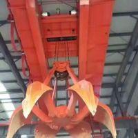 宁夏银川32吨抓斗双梁起重机销售厂家