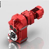 平行轴斜齿轮减速机-迈传平行轴减速机