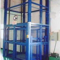 液压导轨货梯选河南桔子起重质量优价格低