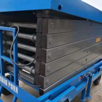 郑州1吨液压升降平台