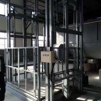 郑州1T导轨式液压升降货梯