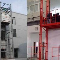 濮阳导轨式液压升降货梯厂家直销