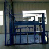 濮阳1T导轨式液压升降货梯厂家直销