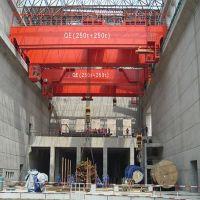 甘肃兰州供应销售0.5吨-20吨QE型双小车桥式起重机