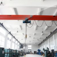 榆林LDA型单梁起重机—西安天成重工