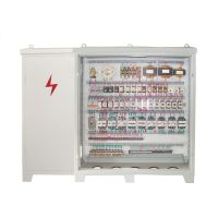 甘肃兰州起重机供应销售塔机电控柜|保护柜厂家