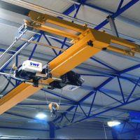 沈阳龙山起重供应LX电动单梁起重机