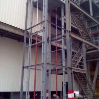 新乡导轨式液压升降货梯升降机非标定制厂家直销