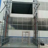 新乡3T导轨式液压升降货梯升降机非标定制厂家直销