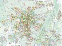 成都地铁发布五年计划 轨道交通加速成网