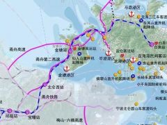 宁波至舟山将建中国最长海底铁路隧道!全长77公里