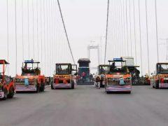 超级工程丨三一设备助力虎门二桥项目建成