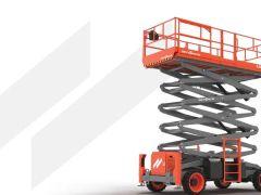斯凯杰科(Skyjack)推出最新系列的全尺寸越野剪叉式高空作业平台