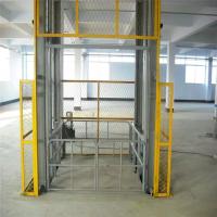 鹤壁导轨式液压升降货梯升降机厂家直销
