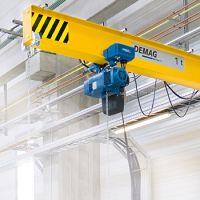 北京平谷銷售-DEMAG工字梁墻壁式懸臂吊