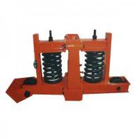 玉溪弹簧式夹轨器
