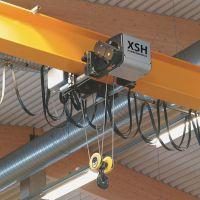 歐式進口電動葫蘆、電動單梁起重機