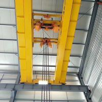 四川新盛华厂家供应1吨-10吨欧式起重机出厂价