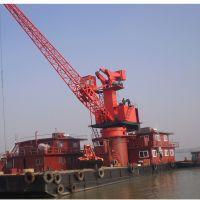 河南港口浮式起重机