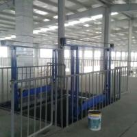 驻马店1T导轨式液压升降货梯升降机厂家直销
