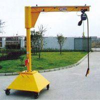 南充移动式小吊车手动单臂起重机