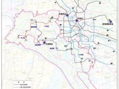 天津西青区规划建设3条接驳轨道线!