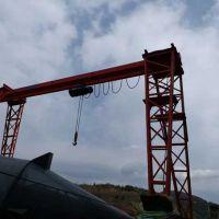 宁夏吴忠红寺堡15吨门式起重机厂家直销