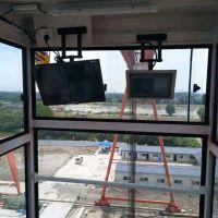 桥门式起重机监控系统现场指导安装