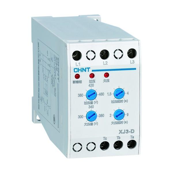 河南长垣正泰电器总代理相序保护器过压欠压保护器