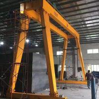 西安渭南起重機銷售供應5噸-20噸單梁門式起重機品質保障