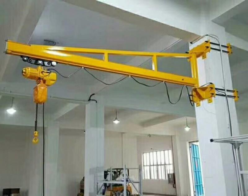 揚州墻式旋臂吊設計研發