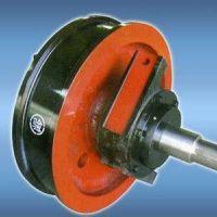 南京恒科起重机设备销售 安装跑车轮