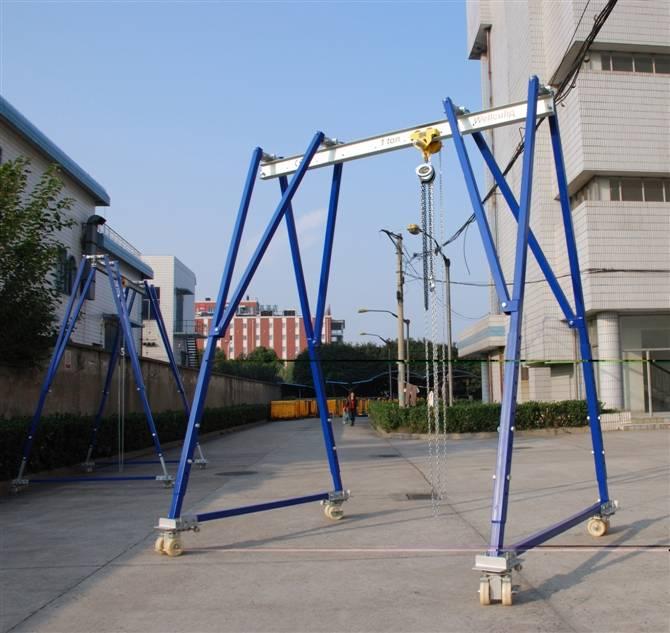 南充龙门吊折叠式