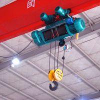 四川成都电动单梁起重机。航吊 行车