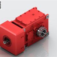 HB大功率齿轮减速机|硬齿面齿轮箱|颗粒机专用齿轮箱