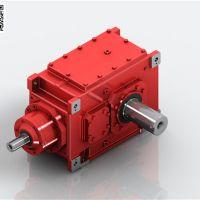 BC系列直交轴传动工业齿轮箱-迈传减速机 厂家直销