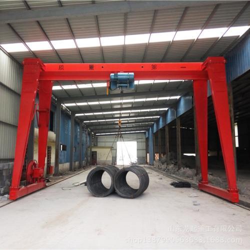 渭南起重机-10吨龙门吊厂家直销-王i司理