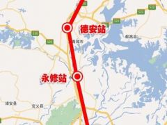 江西擬在2019年安排2000萬推進昌九客專等8個鐵路項目建設