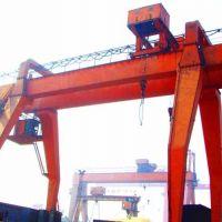 西安-渭南20吨MZ型双梁抓斗门式起重机厂家—维修保养
