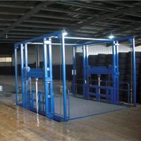 商丘5T导轨式液压升降货梯升降机厂家直销