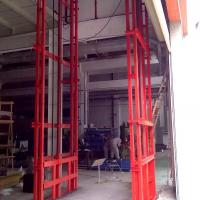 南阳5T导轨式液压升降货梯升降机厂家直销